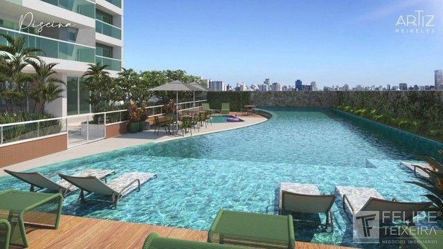 Apartamento para Venda em Fortaleza, Meireles, 4 dormitórios, 4 suítes, 3 vagas