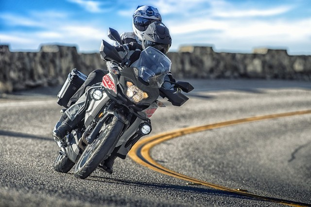 Kawasaki Versys-X 300 Tourer 2021 0KM - Foto 2
