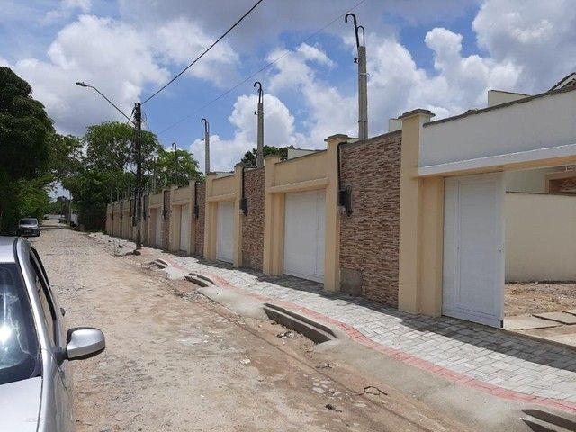 Casa com 3 dormitórios à venda, 128 m² por R$ 317.000,00 - Centro - Eusébio/CE - Foto 3