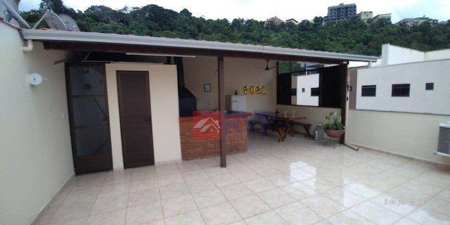 Cobertura com 2 dormitórios à venda, 100 m² por R$ 299.000,00 - Recanto da Mata - Juiz de  - Foto 7