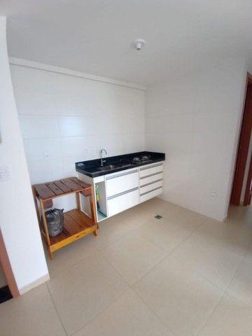 Apt em Cabo Branco uma rua para o mar,2 quartos,sendo 1 suíte e wc social - Foto 6