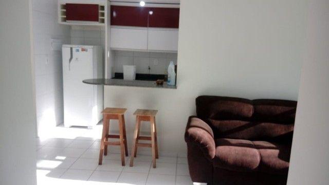 Alugo apartamento mobiliado no condomínio estoril sol - turu - Foto 3