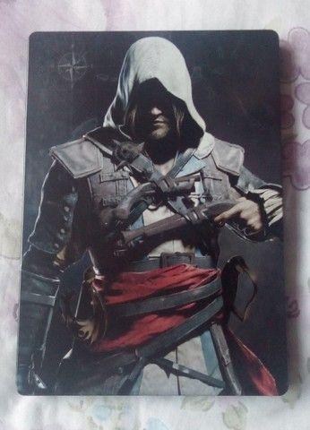 Ler descrição antes - Assassin?s Creed IV Black Flag Edição de Colecionador - Foto 3
