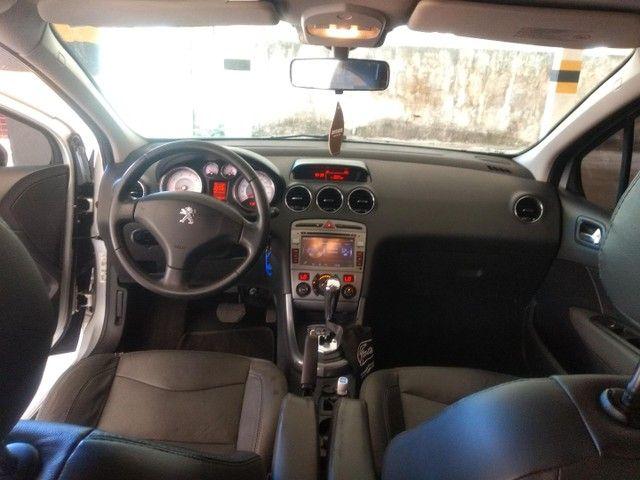 Peugeot 408 Allure 2.0 16v 2014 - Foto 11