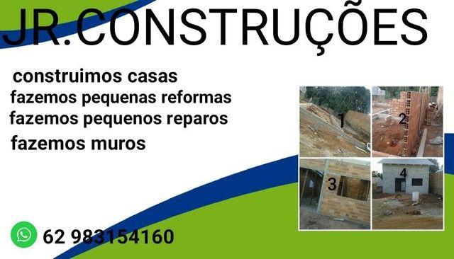 JR.CONSTRUCOES,PRESTADORA DE SERVIÇOS