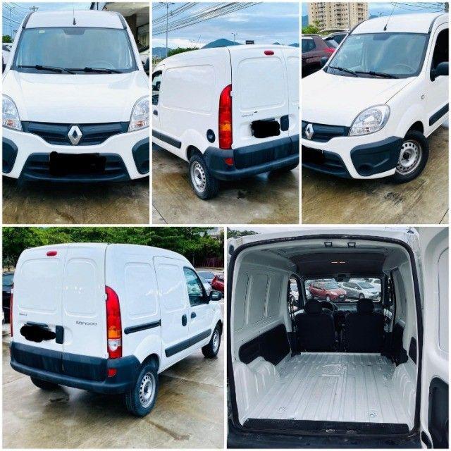 Renault kongoo Express 2016 Pague No Carnê