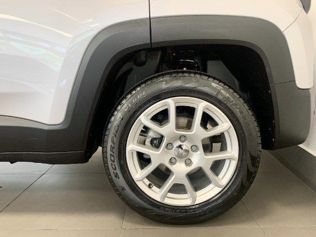 Jeep Renegade 1.8 Flex Sport Automático - Foto 9