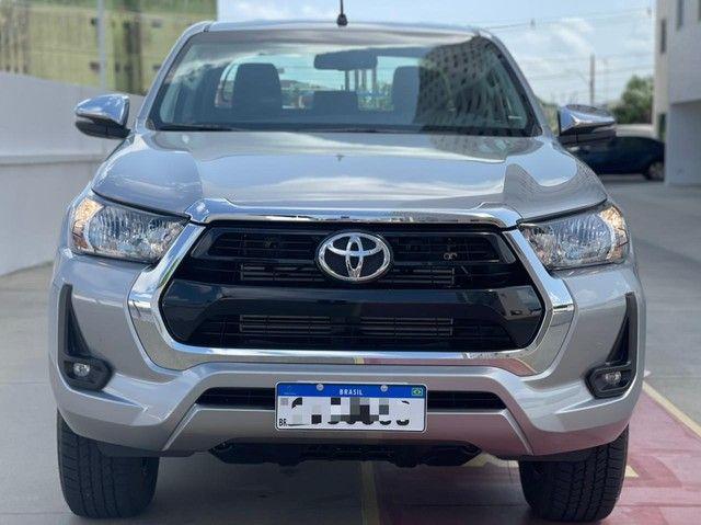 Toyota Hilux SRV! 2021! Emplacada 2021! - Foto 2