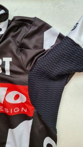 Camisa Ciclismo Castelli Team Cervélo original - Foto 5