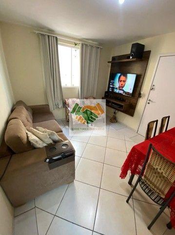 Excelente apartamento com 2 quartos na região de Venda Nova em BH