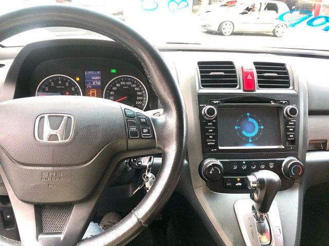 Honda crv automatica top flex bancos caramelo  - Foto 10