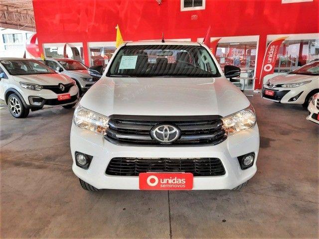 Toyota Hilux STD Power Pack 4x4 2.8 Diesel