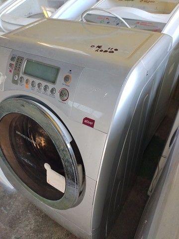 Lava e seca Brastemp 8 kilos. 110 volts - Foto 3