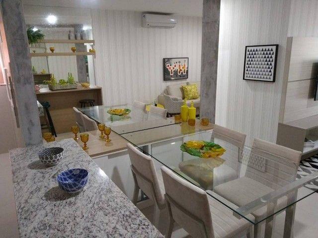 Apartamento para venda com 78 m2 com 3 quartos em Papicu - Fortaleza - CE - Foto 2