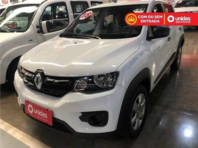 Renault Kwid Zen 2018 4P Completo - Foto 3