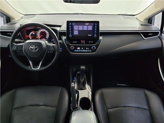Corolla Xei Automático 2020 Km Atual 6.837 (Quase 0km) Flex - Foto 3