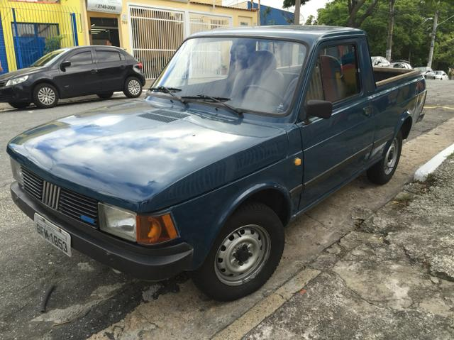 FIORINO 147 PICK-UP 1987