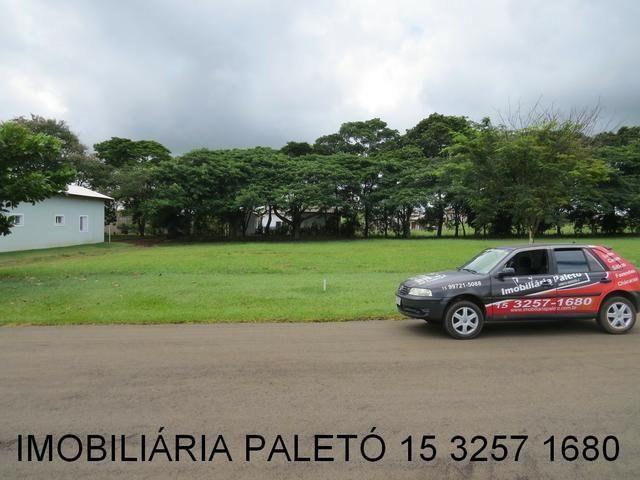 Terreno 1000 m², Condomínio Jatobá - documentação ok - Imobiliária Paletó REF 1651