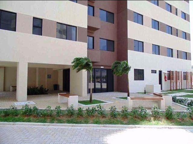 Apartamento 2/4 - Ponta Negra - Ecogarden
