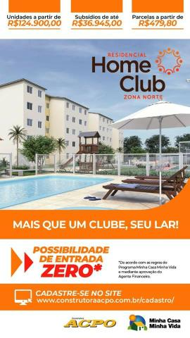 Residencial Homu Club Zona Norte