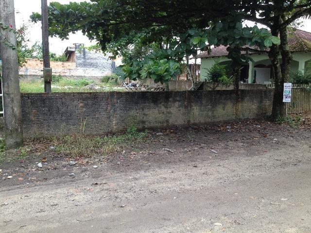 Investidores!! Terreno no centro de Itapoá SC.(Aceita carro ou terreno)