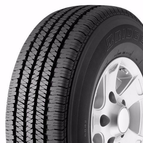 Pneu novo 245/70R16 Bridgestone Dueler H/T 684 II (original S10,Ranger,L200)