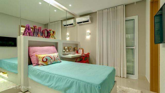 Apartamento 3 Suítes 121m² Próximo ao Vaca Brava - Essência Home Club - Foto 13