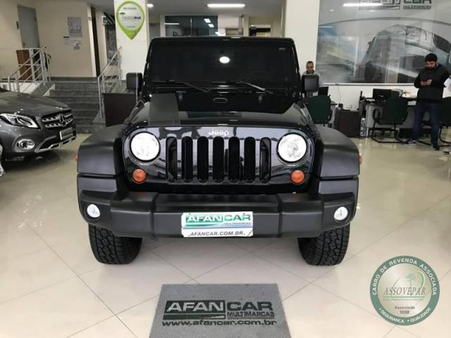 Captivating JEEP WRANGLER SPORT 3.8 V6 4X4 2P AUT./2010
