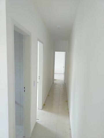 Vende || Casa Nova no Golfinhos || 02 dormitórios || Preço Especial || 190 mil - Foto 9