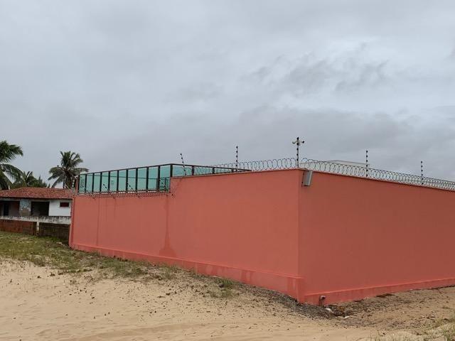 Linda Casa nova beira-mar Graçandu