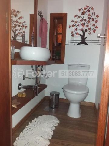 Casa à venda com 3 dormitórios em Guarujá, Porto alegre cod:186104 - Foto 12