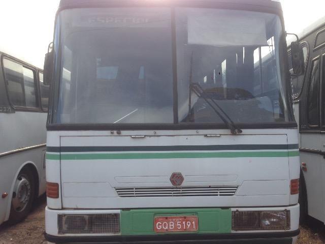 Ônibus rodoviário ano 1994