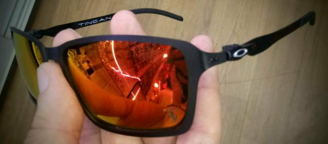 5ffbe644e Óculos Oakley Tinkan Ferrari Lançamento - Bijouterias, relógios e ...
