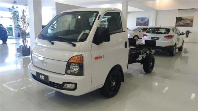 Hyundai hr 2.5 Longo Sem Caçamba 4x2 16v 130cv Tur - Foto 10