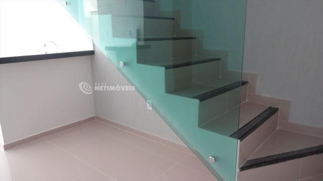 Casa de condomínio à venda com 2 dormitórios em Santo andré, Belo horizonte cod:640214 - Foto 7