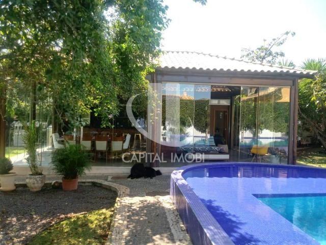 Casa à venda com 4 dormitórios em Lago norte, Brasília cod:IN4CS23837 - Foto 2