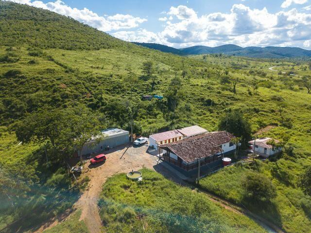 Magnífica fazenda 3.330 tarefas, a 23 km de jequié, br 116 na porta - Foto 4