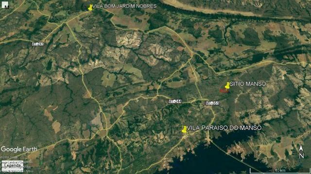 Sitio região lago do manso - Foto 3