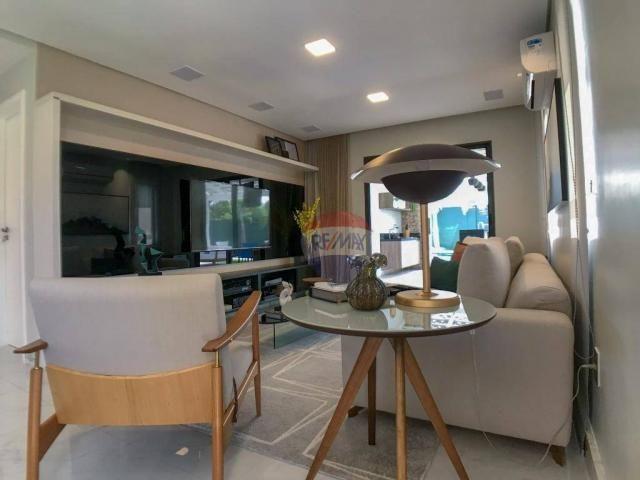 Casa com 3 dormitórios à venda, 337 m² por R$ 2.100.000 - Condomínio Alphaville Fortaleza  - Foto 12