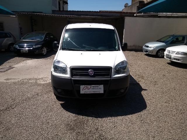 FIAT \ Doblô Cargo 1.8 16V Furgão - Foto 4