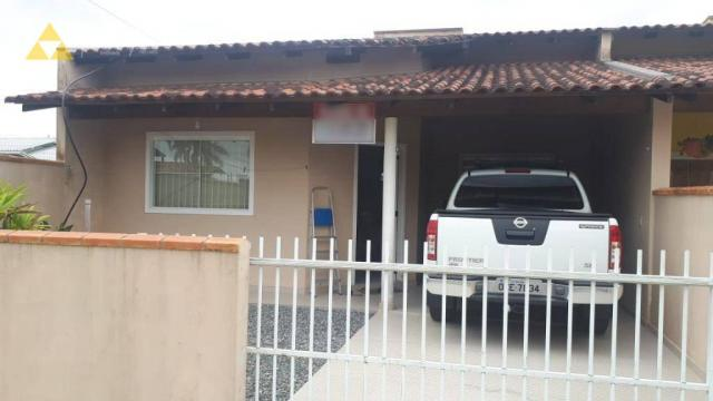 Casa com 2 dormitórios à venda, 100 m² por r$ 250.000,00 - itajuba - barra velha/sc