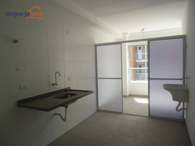Apartamento com 2 dormitórios à venda, 76 m² por r$ 485.000 - jardim aquarius - são josé d - Foto 10