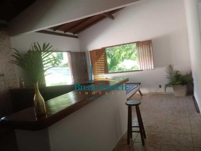 Casa com 3 dormitórios à venda, 276 m² por r$ 380.000,00 - trancoso - porto seguro/ba - Foto 14