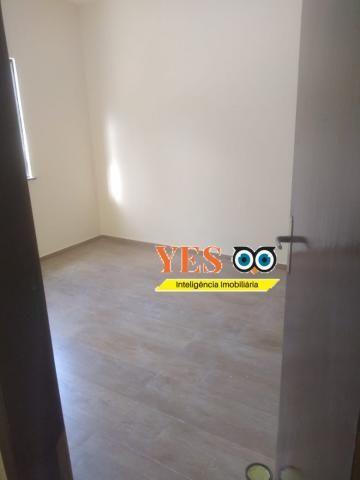 Yes imob - apartamento residencial para locação , brasília, feira de santana , 2 dormitóri - Foto 2