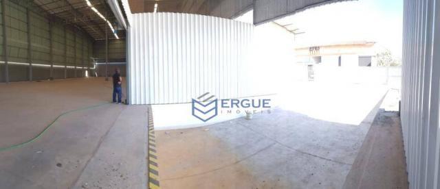 Galpão para alugar, 2500 m² por r$ 23.500,00/mês - maracanaú - maracanaú/ce - Foto 16
