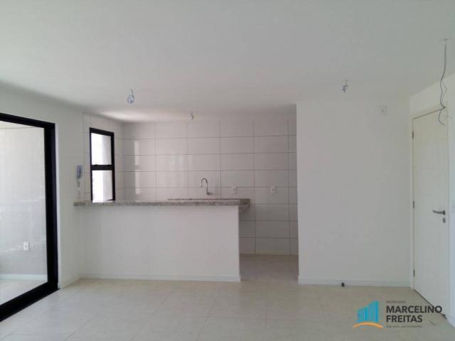 Apartamento com 2 dormitórios para alugar, 72 m² por r$ 1.509,00/mês - engenheiro luciano  - Foto 12
