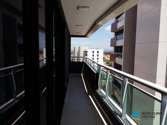Apartamento com 2 dormitórios para alugar, 72 m² por r$ 1.509,00/mês - engenheiro luciano  - Foto 15