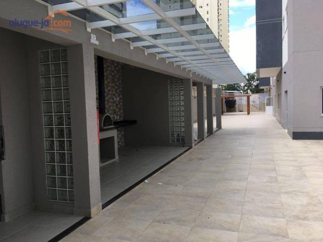 Apartamento com 2 dormitórios à venda, 76 m² por r$ 485.000 - jardim aquarius - são josé d - Foto 20
