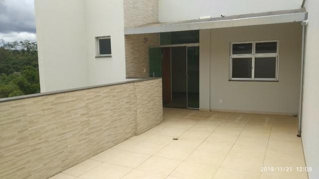 Cobertura Bairro Cidade Nova, 134 m², 3 quartos/suíte. Sacada. Valor 275 mil - Foto 2