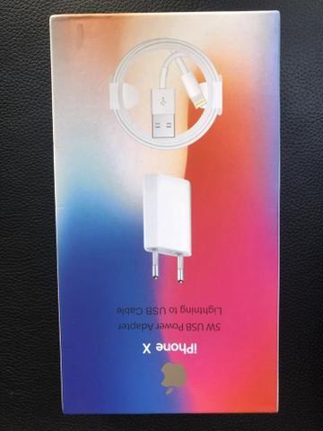 Carregador + cabo Apple